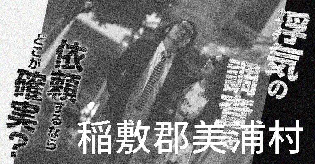 茨城県稲敷郡美浦村で浮気の調査を依頼するならどこが確実?費用がムダにならないおススメ興信所の選び方など